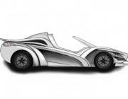 Българският производител на спортни коли SIN CARS анонсира нов модел
