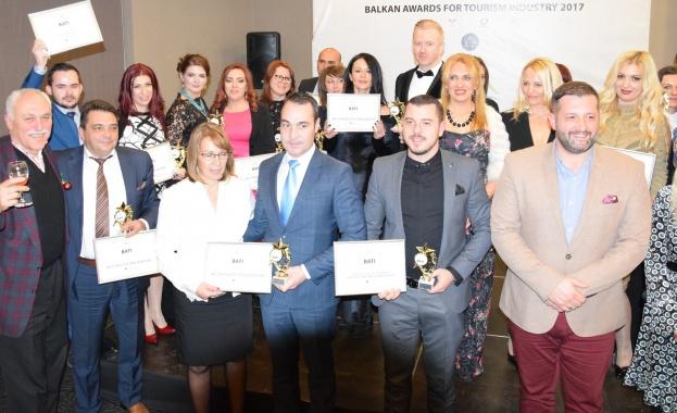 Български общини и хотели обраха балканските награди за туризъм