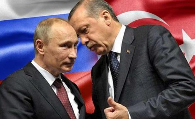 """""""Хюриет"""": Преди ударите в Сирия Анкара е предала послание на Запада към Путин"""
