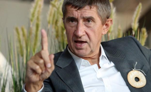 Номинираният за чешки министър-председател Андрей Бабиш предупреди Европейския съюз да