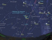 До 120 метеора на час може да се наблюдават в сряда срещу четвъртък