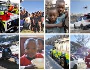 Доброволци от Jaguar Land Rover чертаха карти благотворително