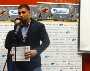 """Награждаване на спортни таланти на """"Еврофутбол"""""""