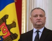 Президентът на Молдова застана срещу вписването на евроинтеграцията в конституцията на страната