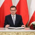 Матеуш Моравецки положи клетва като премиер на Полша