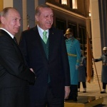 Путин и Ердоган обвиниха Тръмп, че дестабилизира Близкия изток