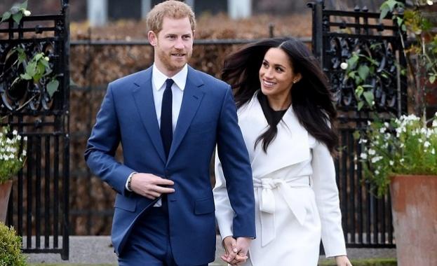 Меган Маркъл, годеницата на принц Хари, ще празнува Коледа с