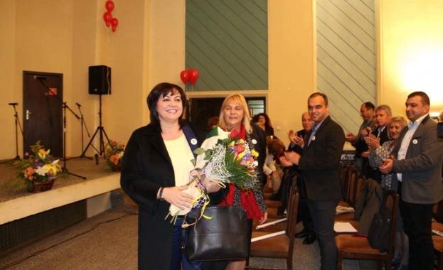 Корнелия Нинова: Не завистта, а отчаянието ще свали Бойко Борисов