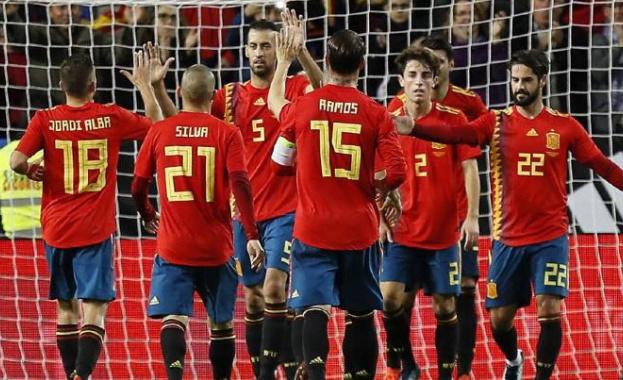 Притеснение, че Испания може да бъде изхвърлена от участие на