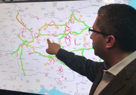 Нанков към шофьорите: Бъдете подготвени за зимни условия, борбата с войната по пътищата е съвместен процес