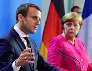 Меркел и Макрон се договориха за отделен бюджет на еврозоната
