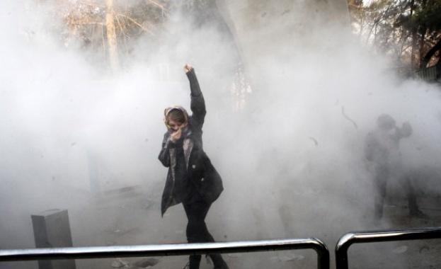 Иранският Корпус на гвардейците на ислямската революция обяви днес, че