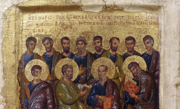 По времето на Деций и Валериан в град Мелитин, в