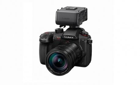 Първият в света цифров безогледален фотоапарат, записващ Cinema 4K 60p/50p видео