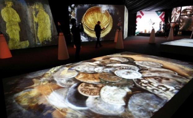 Интерактивна презентация на българските съкровища посреща гостите на председателството