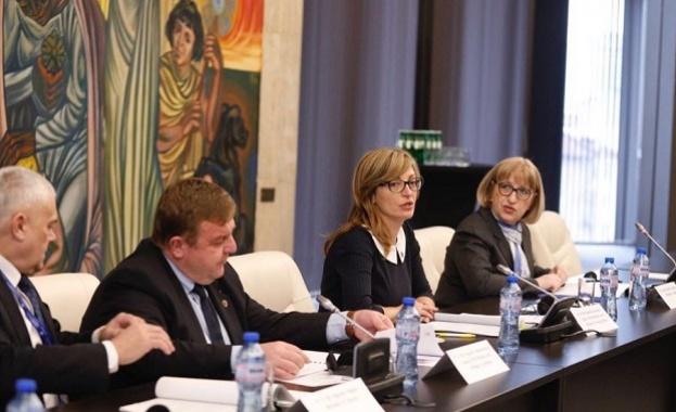 Министър Цачева: В интерес на всички е Европейската прокуратура да заработи възможно най-бързо