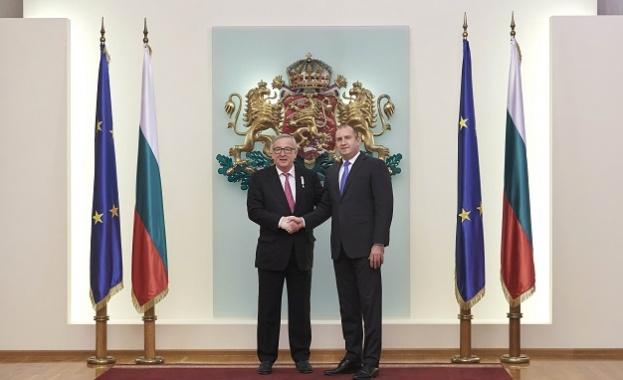 Държавният глава: Имаме амбицията ЕС да бъде по-силен след края на Българското председателство