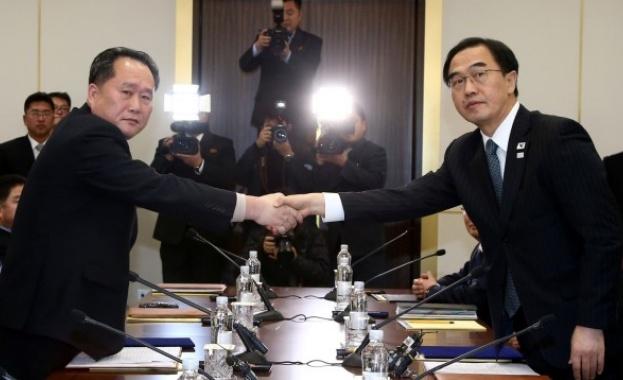 Сеул и Пхенян ще проведат нови разговори на работно равнище на 15 януари
