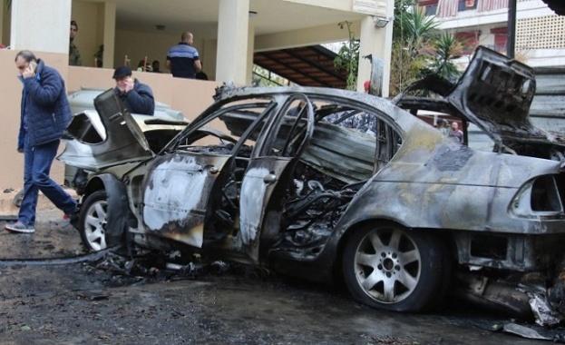 Бомбена експлозия рани представител на Хамас в ливанския град Сидон,