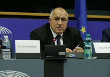 Борисов пред евродепутатите: Ще се опитаме да търсим нормализиране на отношенията с Русия
