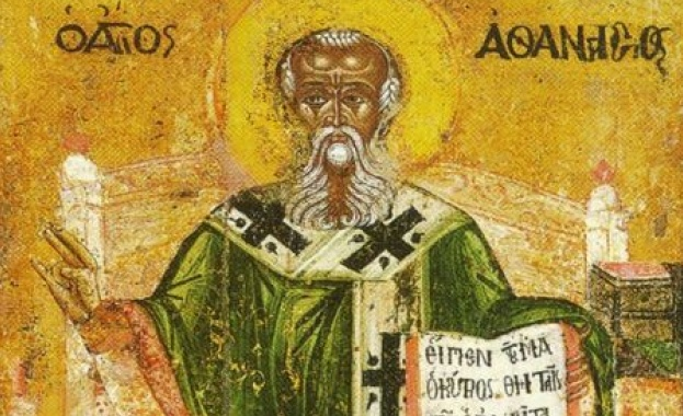 Свети Атанасий Велики, Архиепископ на Александрия Св. Атанасий е велик