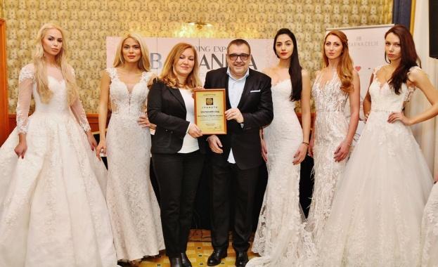 Юбилейното десето сватбено изложение BALKANICA WEDDING & HONEYMOON EXPO ще