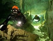 Откриха най-дългата подводна пещера в света