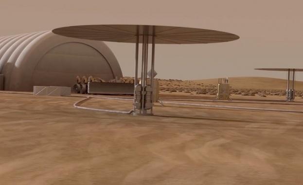 НАСА е разработил и тествал за пръв път в Невада