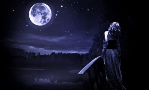 Красотата на едно лице трябва да се види на лунна