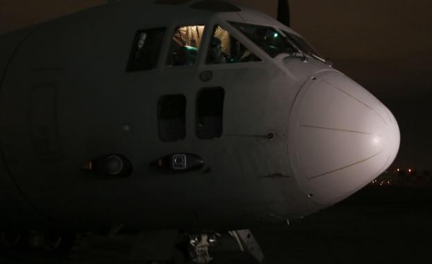 """Военнотранспортен самолет C-27J """"Спартан"""