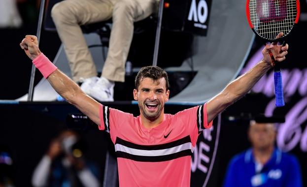 Григор Димитров остава четвърти в световната ранглиста
