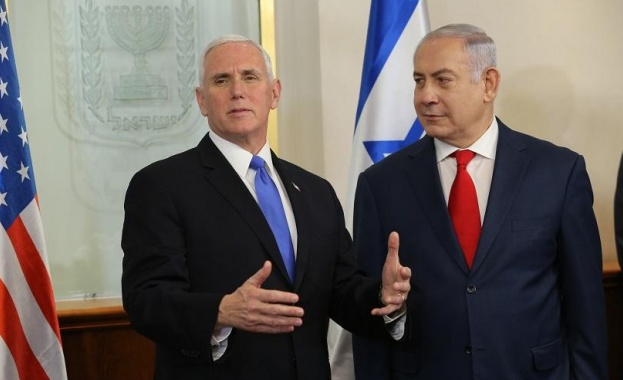 Американското посолство в Тел Авив ще се премести в Йерусалим