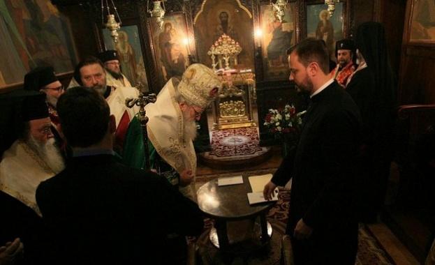 Драговитийският епископ Даниил е новият Видински митрополит. Той беше избран