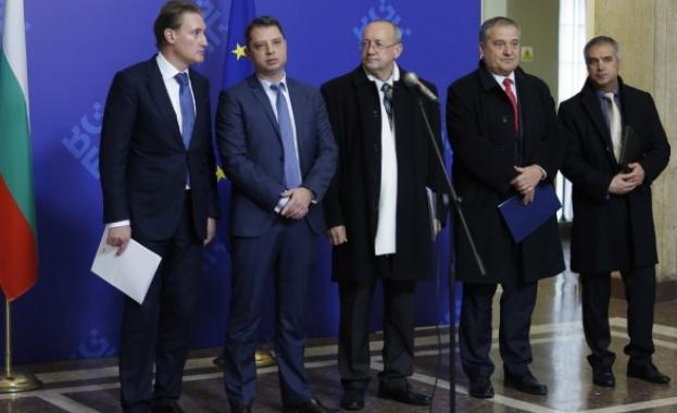 След среща с Борисов бизнесът се отказа от протеста и искането на оставки, готвят се дълбоки реформи в енергетиката