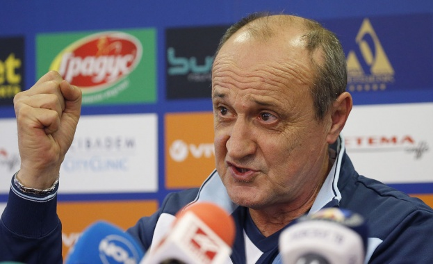 """Любопитно изказване направи треньорът на """"Левски"""
