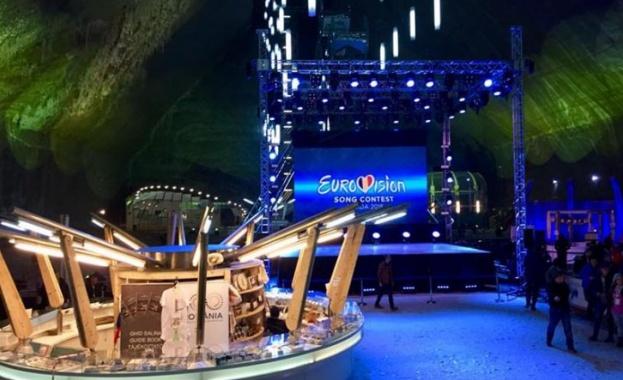 Концерт в мина на 100 метра под земята определя финалистите в румънската Евровизия