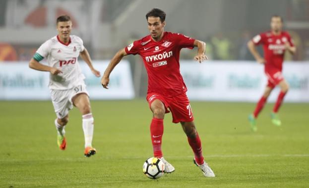 Футболист №1 на България смени отбора си в Русия