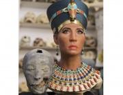 Легендарната Нефертити била със светла кожа