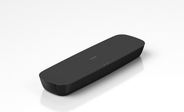 Новите Sound Bar системи на Panasonic осигуряват впечатляващо звуково изживяване,