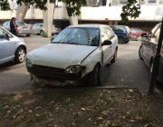 Столична община иска от парламента бързо премахване на изоставени автомобили, за да освободи паркоместа