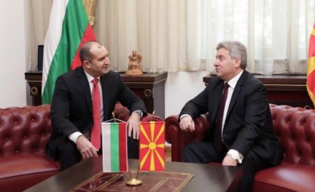 """""""Посещението ми в Македония има дълбок символизъм - то е"""