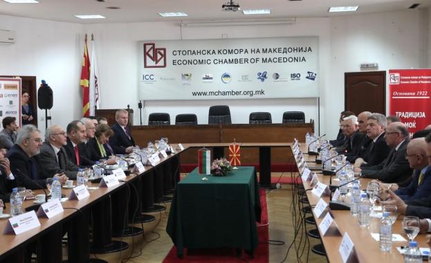 Президентът Румен Радев изрази увереност, че търговско-икономическите връзки между България
