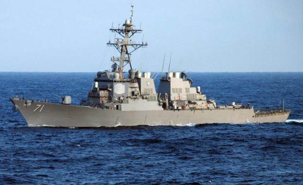 Два американски бойни кораба влязоха в Черно море в събота,