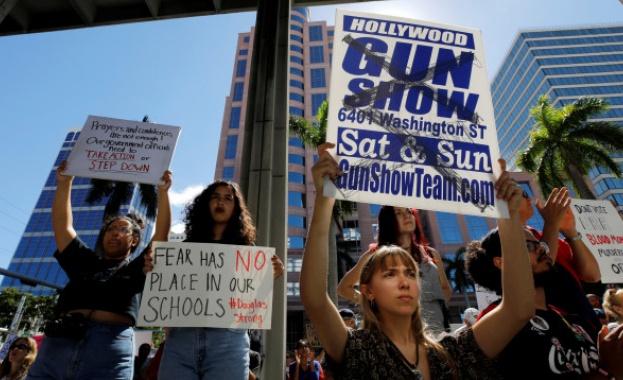 Масов протест в американския щат Флорида с искане за по-строг