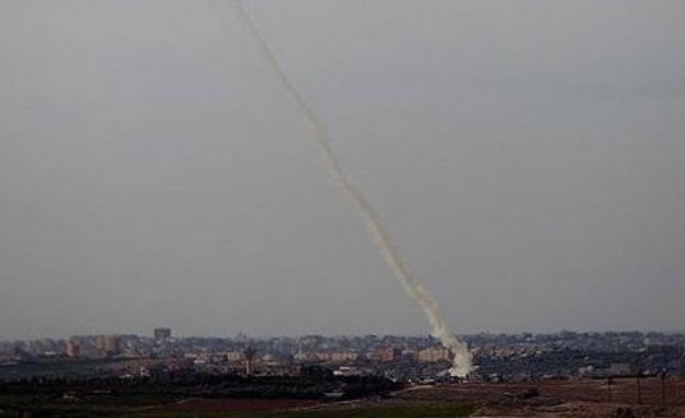 Бойни самолети на Израел са ударили позиции на ХАМАС в