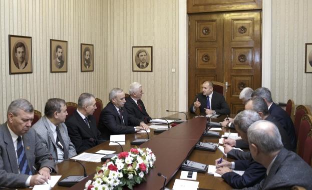 """""""Обединението на военно-патриотичните организации е стъпка в правилната посока към"""