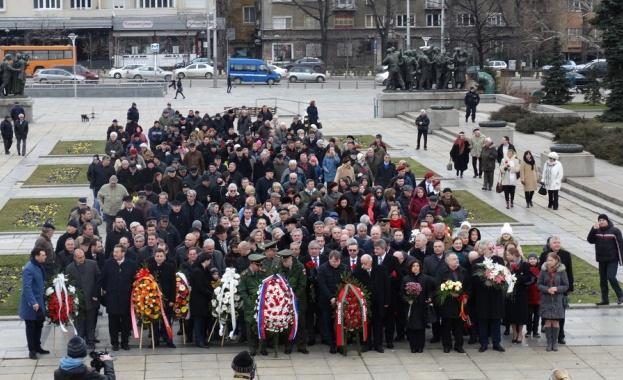 С тържествена церемония бе отбелязан руският държавен празник Денят на