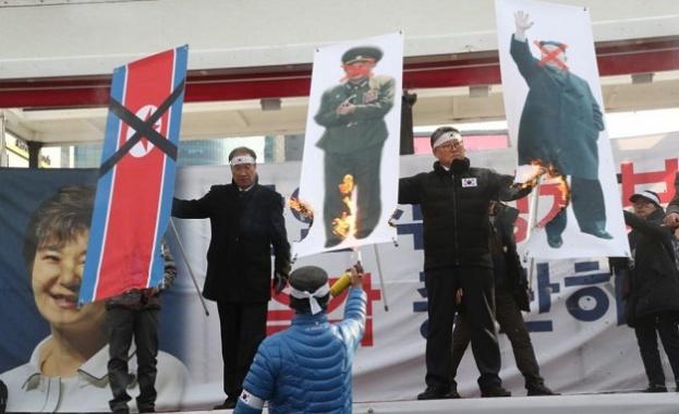 Високопоставена севернокорейска делегация, предвождана от генерал, който е известен поддръжник