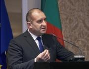 """Румен Радев поиска газопровод """"Български поток"""""""