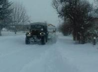 България в борба със снежния капан